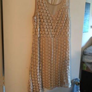 INC Lace Dress